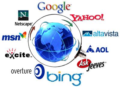 buscadores o motores de búsquedas